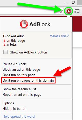 Does AdBlock block Google AdWords search ads? - Quora